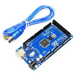 Arduino Mega 2560 Free USB cable For 3D printer, CNC, Robotics, DIY Projects