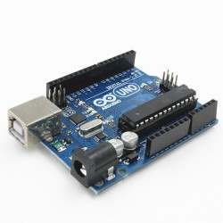 Arduino Uno R3 Compatible Development Board ATmega328P For DIY Projects