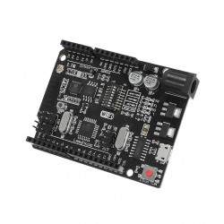 UNO + WiFi R3 ATmega328P + ESP8266 Module 32Mb Memory USB-TTL CH340G Compatible For Arduino
