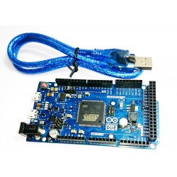 Arduino Compatible DUE R3 Board SAM3X8E 32-bit ARM Cortex-M3 + Free USB Cable