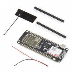 SIM800L with ESP32 Node MCU Wireless Communication Module GSM GPRS Antenna Sim Card Module
