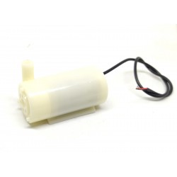 1pcs 3V - 12V DC Submersible Water Pump 27x54x37mm Horizontal Micro 150 Litre/hr Flow Rate For DIY Projects