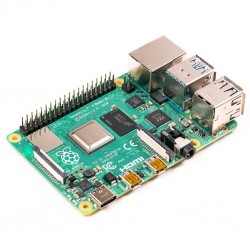 Raspberry Pi 4 Computer Model B 4GB Ram Mainboard Quad-Core Cortex-A72 (Arm V8) 64-Bit Soc @ 1.5Ghz