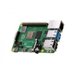 Raspberry Pi 4 Computer Model B 2GB RAM Mainboard Quad-core Cortex-A72 (ARM v8) 64-bit SoC @ 1.5GHz