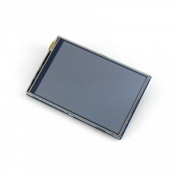 "3.5"" 3.5 Inch TFT LCD Touch Screen 320x480 SPI RGB Display for Raspberry Pi B B+"