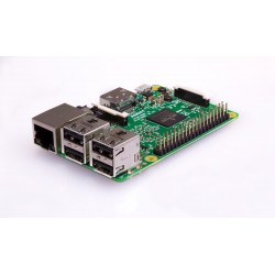 Raspberry Pi 3, Model B, Original, 1Gb Ram, 1.2 Ghz Quadcore Processor