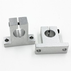 1pcs SK20 Bracket 20mm Linear Rail, Shaft, Rod Support CNC Robotics DIY Projects