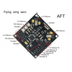 KK V5.5 MultiCopter Flight Control Controller Board Quadcopter 4 X or + mode SMD