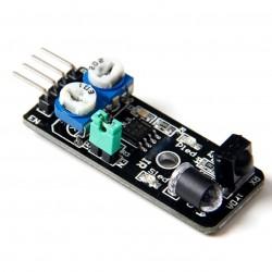 1pcs High Sensitivity IR Infrared Obstacle Avoidance Sensor Module for DIY