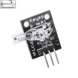 1Pcs Heartbeat Sensor Senser Detector Module By Finger For DIY