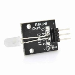 1Pcs 7 Color Flashing Automatically LED Module KY-034 for DIY
