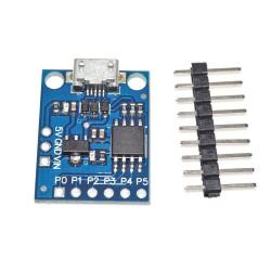 Micro USB ATTINY85 Microcontroller Development Board Compatible