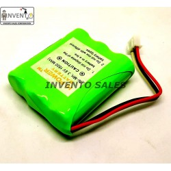 3.6V 1800mah Hi Power NiMH Rechargeable Battery Cell For Cordless Phone Home Toys Torch DIY