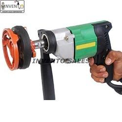 Electric Drill and Marble Polisher Machine 550 Watt, 13mm, 1250 RPM Powerful Professional Drill Machine Polisher Set