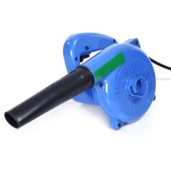 Electric Air Blower Cleaner 600W, 1200 RPM for Cleaning of PC CPU AC Car Bike Home Office Chair Printer (Multicolour)