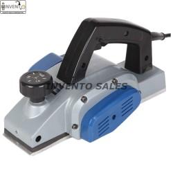 Cutter 650 Watt 14000 RPM Powerful Professional Electric Wood Planer Machine Set, 82 mm