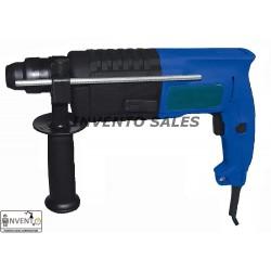 Electric Rotary Hammer Drill Machine 600 Watt, 20mm Drill, 2500 RPM Powerful Professional Rotary Hammer Drill Machine Set