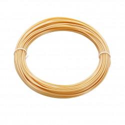 10 meter 1.75mm Gold PLA Filament 3D Printing Filament For 3D Pen 3D Printer