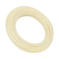 10 meter 1.75mm Natural White ABS Filament 3D Printing Filament For 3D Pen 3D Printer
