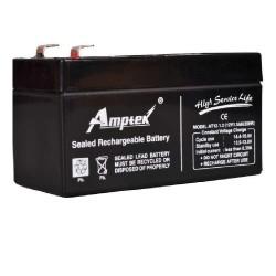 12V 1.3Ah 1300mah Rechargeable sealed lead acid battery for UPS Toys Solar Panel DIY