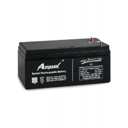 12V 3.3Ah 3300mah Rechargeable sealed lead acid battery for UPS Toys Solar Panel DIY