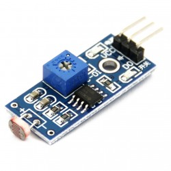 INVENTO LM393 Optical Photosensitive LDR light sensor module for DIY