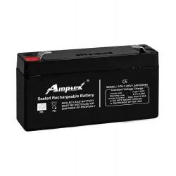 6V 1.3Ah 1300mah Rechargeable sealed lead acid battery for UPS Toys Solar Panel DIY