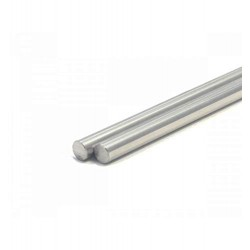 1pcs EN31 Rustproof Steel Smooth Rod 16mm OD 400mm (0.4 mtr) Long for CNC Robotics Machines DIY Projects