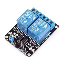 1pcs 5V 2-Channel Relay Module for PIC ARM DSP AVR Electronic