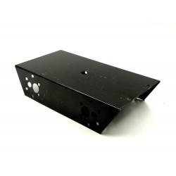 Robot Car Metal Chassis 4 Wheel Platform 190x95x40mm for DC Geared Motor smart car DIY