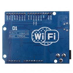 ESP-12E WeMos D1 WiFi uno Based ESP8266 Shield Nodemcu Development Board for Compatible