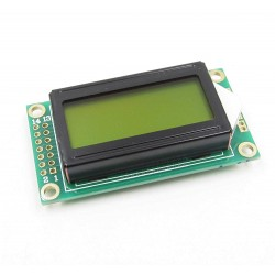 0802 LCD Module 8 x 2 Character Display 3.3V / 5V LED LCD Backlight for DIT Kit