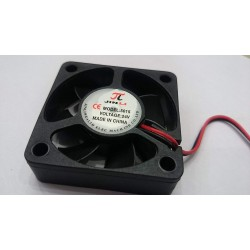 50x50x15mm DC Brushless 24V 2 Pin Cooling Fan for 3D Printer, Robotics, DIY Projects
