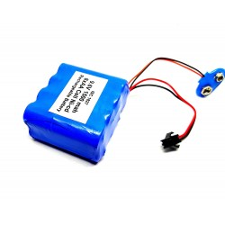 9V - 9.6V 1500 mAh Polymer Ni-Cd Rechargeable Battery 8 AA Cell Battery Pack for cordless phone Toy Car DIY Project