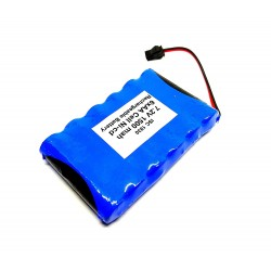 7.2V 1500 mAh Polymer Ni-Cd Rechargeable 6 AA Cell Battery Pack for cordless phone Toy Car DIY Project
