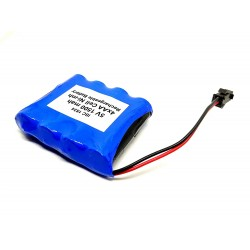5V 1500 mAh Polymer Ni-mh Rechargeable 4 AA Cell Battery Pack for cordless phone Toy Car DIY Project