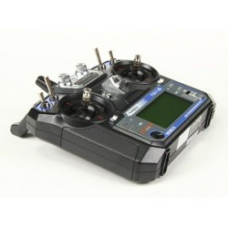 Flysky FS i6 2.4G 6ch RC Remote Controller FS-I6 Transmitter & iA6B Receiver LCD