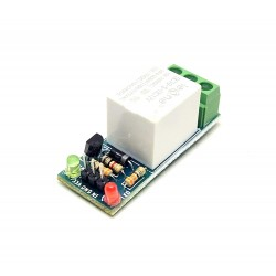 1Pcs 12V 10A 1 Channel Relay Module Low Level Trigger for Home automation DIY Projects