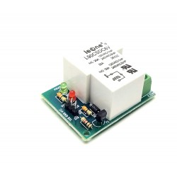 1Pcs 6V 30A 1 Channel Relay Module Low Level Trigger for Home automation DIY Projects