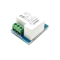 1Pcs 12V 30A 1 Channel Relay Module Low Level Trigger for Home automation DIY Projects