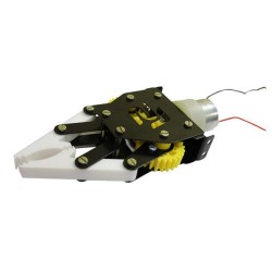 Mechanical Robotic Gripper Arm Module Kit with DC Motor for DIY Projects