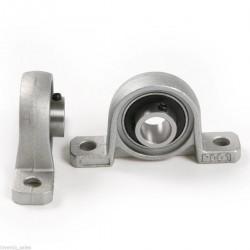 1Pcs P001 12mm Self Aligning Flange Pillow Block Ball Bearing For 3D Printer CNC DIY