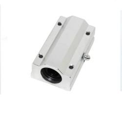 1pcs SC16LUU 16mm Linear Ball Al Block Bearing for CNC Robotics DIY Projects