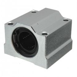 1pcs SC20UU 20mm Linear Ball Al Block Bearing for CNC Robotics DIY Projects