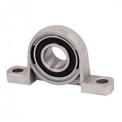 1Pcs P004 20mm Self Aligning Flange Pillow Block Ball Bearing For 3D Printer CNC DIY