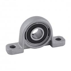 1Pcs P002 15mm Self Aligning Flange Pillow Block Ball Bearing For 3D Printer CNC DIY