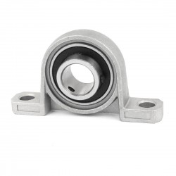 1Pcs P003 17mm Self Aligning Flange Pillow Block Ball Bearing For 3D Printer CNC DIY
