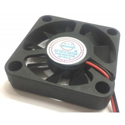 50x50x10mm DC Brushless 12V 2 Pin Cooling Fan for 3D Printer, Robotics, DIY Projects