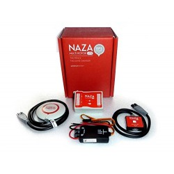 DJI Naza M Lite Flight Control System with BEC LED M8N GPS Compass Modules DJI
