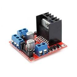 L298N Dual Bridge DC stepper Motor Driver Controller module Board for DIY